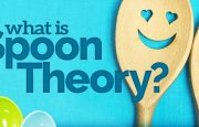 ibs spoon theory infographic